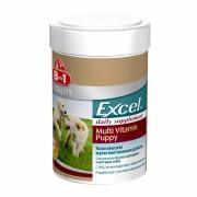 Витамины 8in1 Excel Multi Vitamin Puppy для собак, 100 таб.