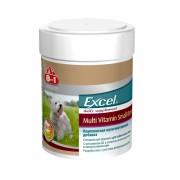 Витамины 8in1 Excel Multi Vitamin Small Breed  для собак мелких пород, 70 таб.