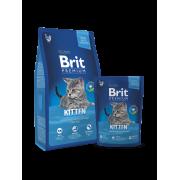 Корм Brit Premium Cat Kitten для котят до 12 месяцев