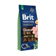 Корм Brit Premium by Nature Dog Junior XL для щенков гигантских пород