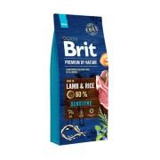 Корм Brit Premium by Nature Sensitive Lamb для собак с чувствительным пищеварением