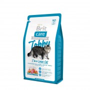 Корм Brit Care Cat Tobby для крупных кошек
