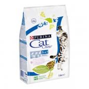 Корм CAT CHOW для взрослых кошек с формулой тройного действия с индейкой и птицей