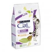 Корм CAT CHOW для в вывода волосяных комочков у кошек  с птицей