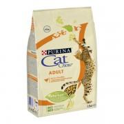 Корм CAT CHOW для взрослых кошек с домашней птицей