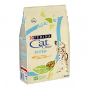 Корм CAT CHOW для котят с домашней птицей