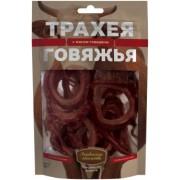 Деревенские лакомства для собак: трахея говяжья с мясом говядины, 50 гр.