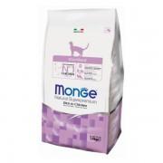 Корм Monge Cat Sterilized для стерилизованных кошек с курицей