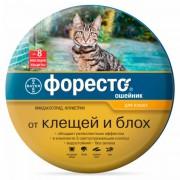 Ошейник Форесто от блох и клещей для кошек