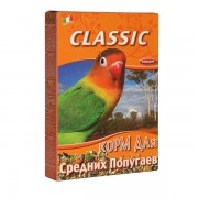 Корм Fiory Classic для средних попугаев