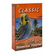 Корм Fiory Classic для волнистых попугаев