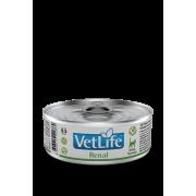 Влажный корм Farmina Vet Life Convalescence для кошек в период выздоровления, 80 гр.