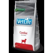Корм Farmina Vet Life Dog Cardiac при хронической сердечной недостаточности