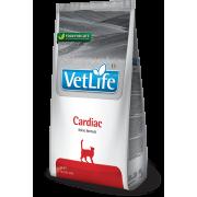 Корм Farmina Vet Life Cardiac при хронической сердечной недостаточности