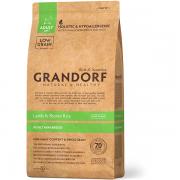 Корм GRANDORF All Breeds для собак мелких пород с ягненком с рисом