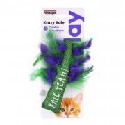 Игрушка Petstages Dental Капуста для кошек с кошачьей мятой, 10 см