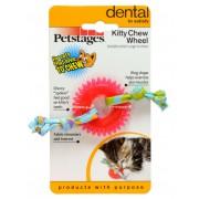 Игрушка Petstages Dental ОРКА колесико для кошек